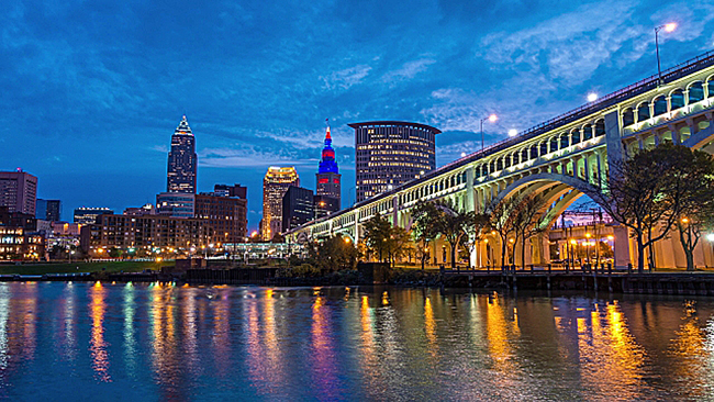 Cleveland - Cuyahoga River